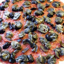 pizza-escargots